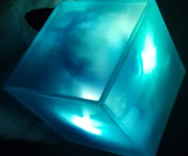 The Tesseract From Avengers: Infinity War