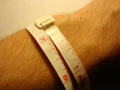 Make a Bracelet Template...