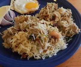 Aromatic Chicken Dum Biryani