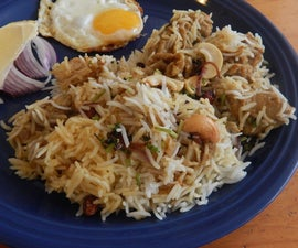 Aromatic Chicken Dum Biryani