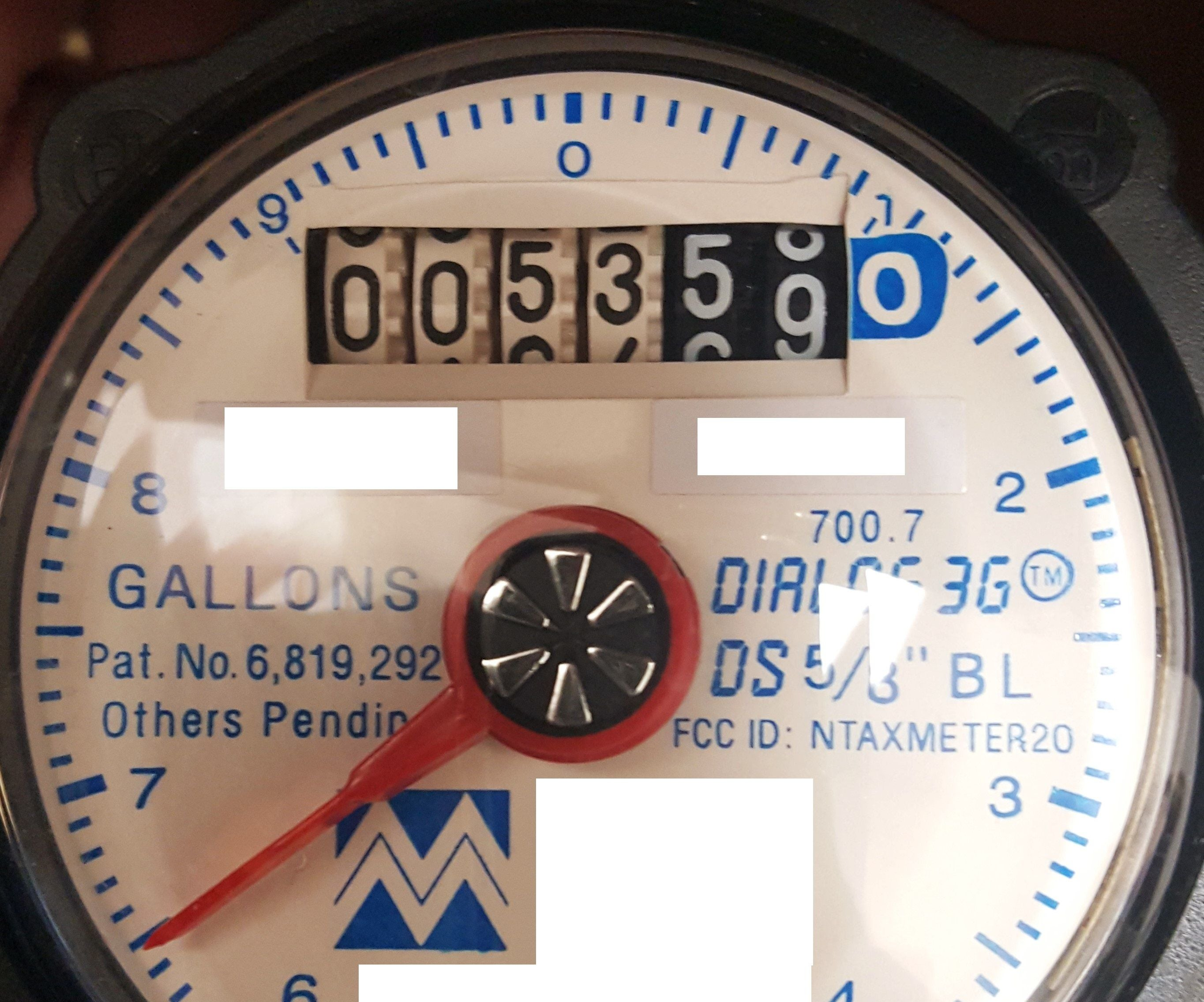 How To Read A Water Meter 5 Steps With Pictures Instructables
