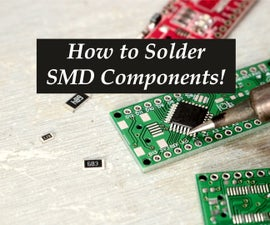 How to Solder SMD !