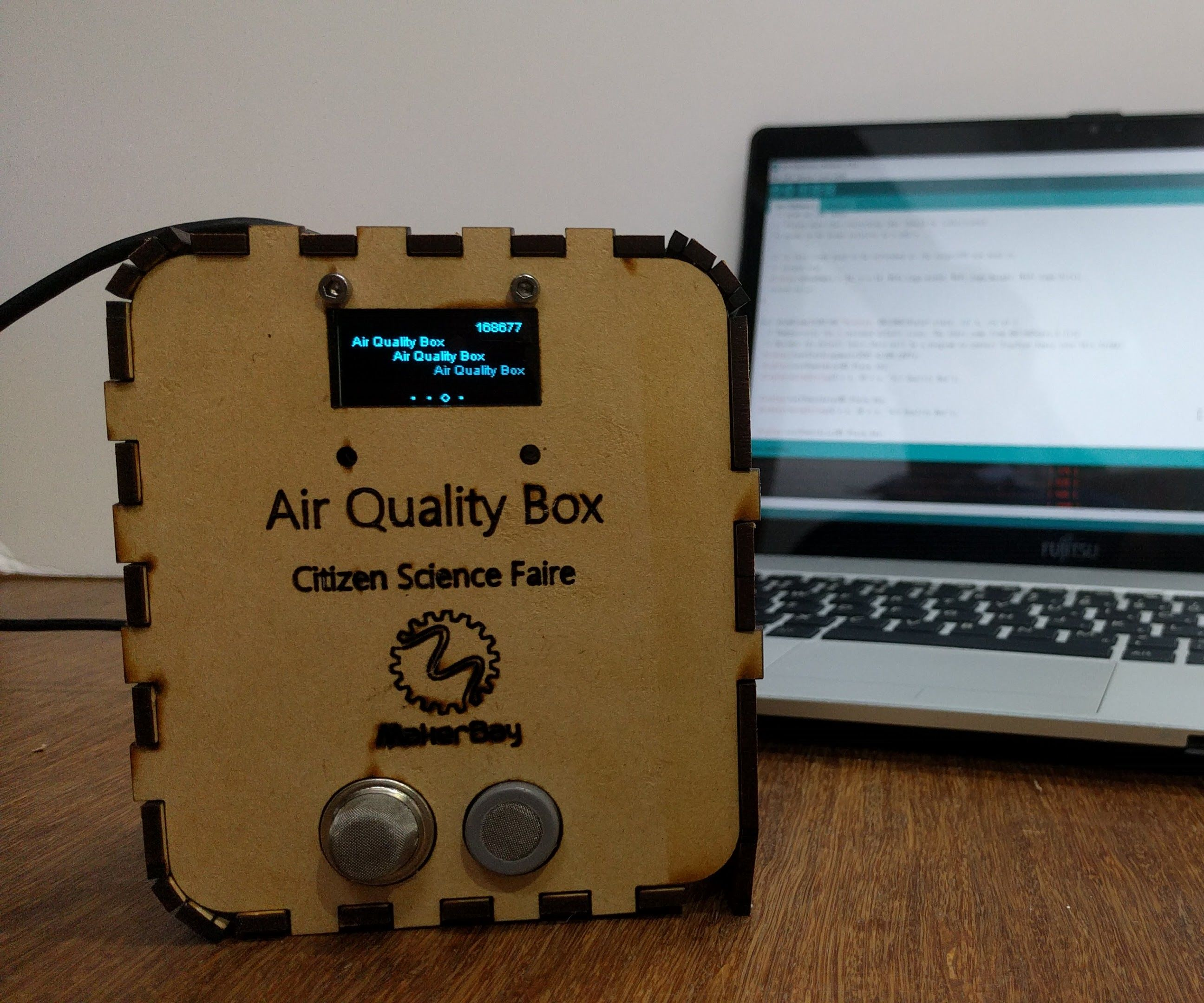 IoT Air Quality Sensor: 7 Steps (with Pictures)