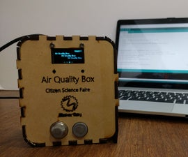 IoT Air Quality Sensor