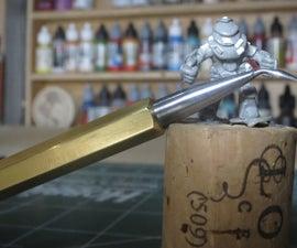 DIY Miniature Sculpting Tool