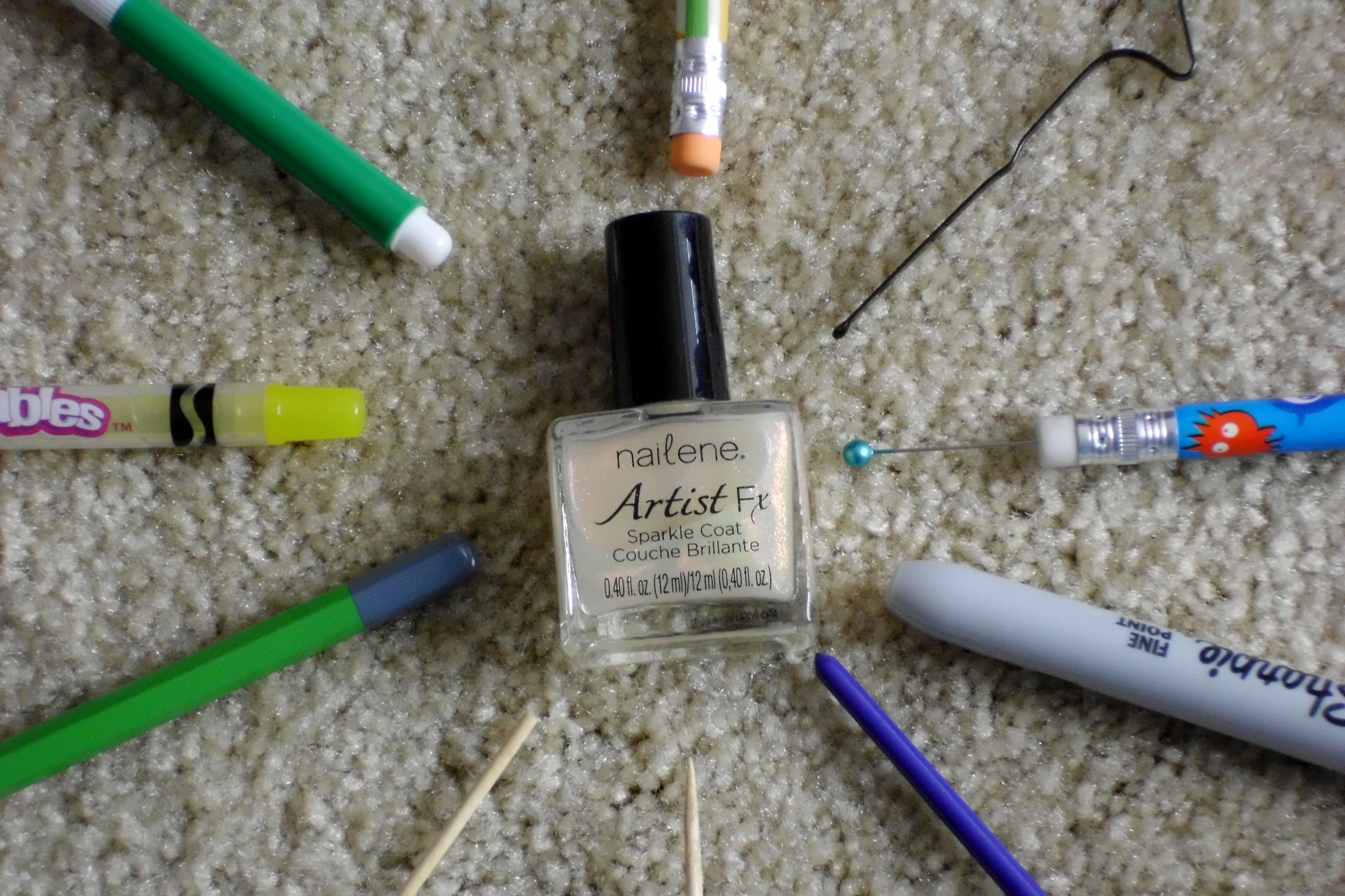 Picture of How to Make Dotting Tools