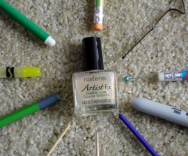 How to make Dotting Tools