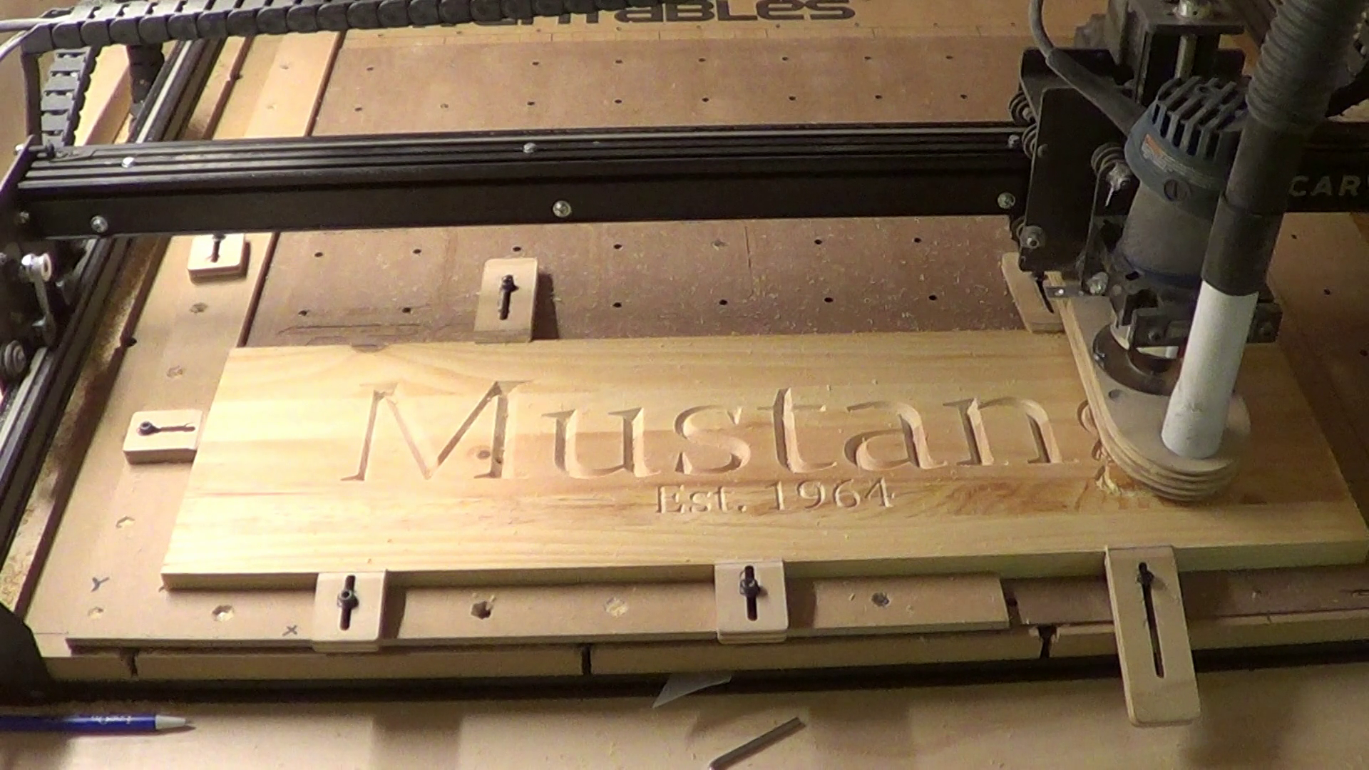 Picture of V-Carving