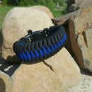 Dragon's Teeth Paracord Bracelet