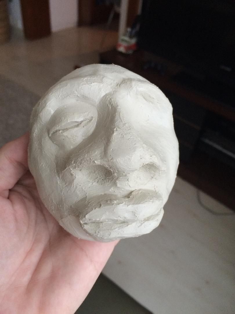 Picture of Sculpting the Head