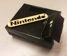Portable RetroGame Console (Raspberry Pi)