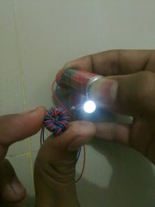Make a Joule Thief Easily