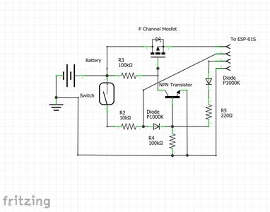 Soft Latching Circuit - Hardware