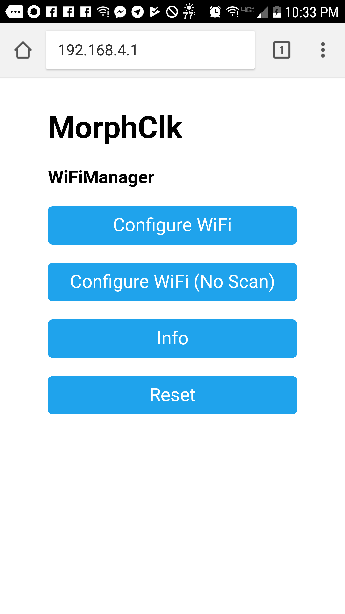 Picture of Configuration