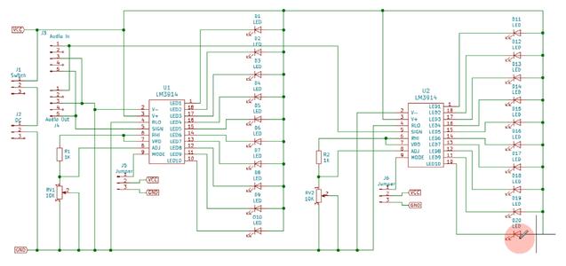 Circuit Diagram & PCB Fabrication