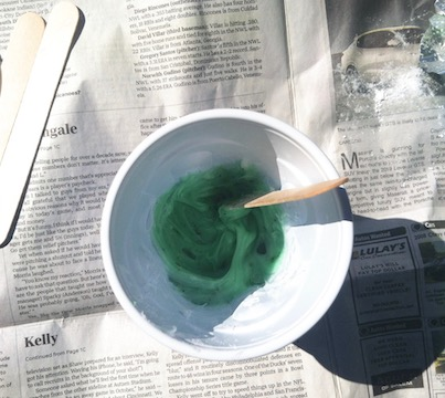 Picture of Making a Mold of Your Clay Raspberry