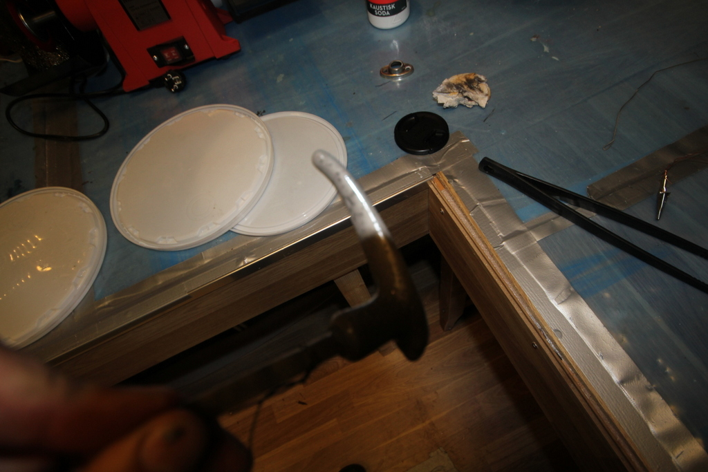Picture of Next Step, the Doorhandles...aargh