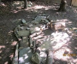 How to make a backyard mini golf course