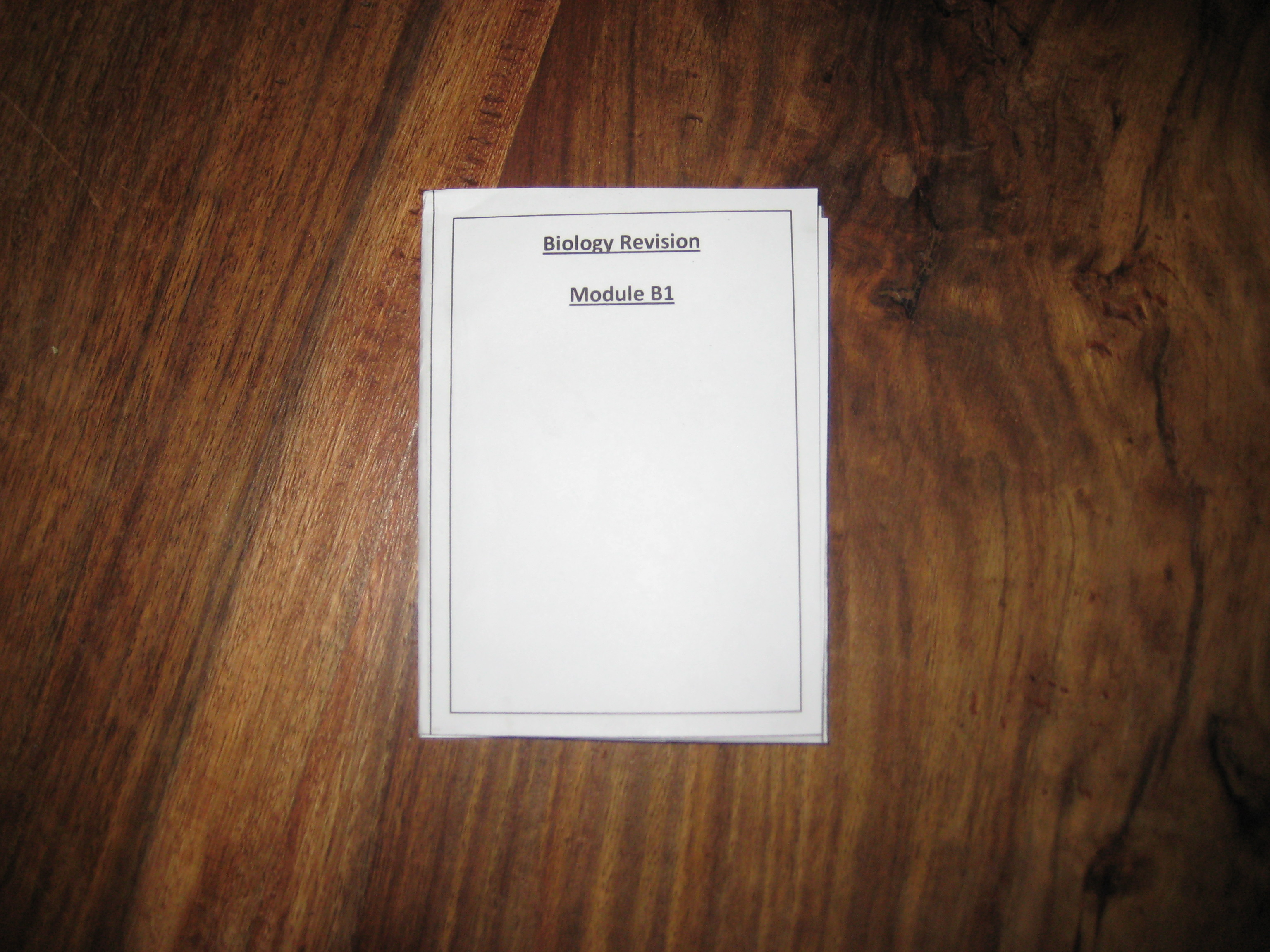 Make Pocketmods Little Booklets With Ms Word 3 Steps