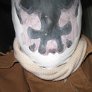 Watchmen Rorschach Costume with Changing Mask