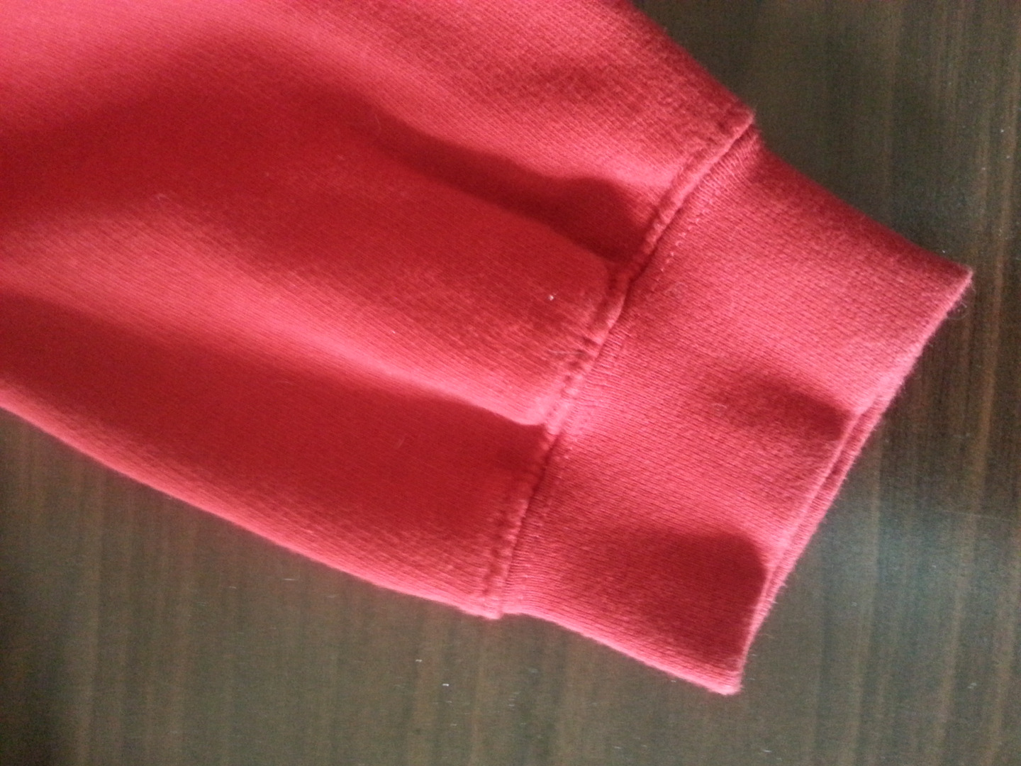 Picture of How to Add Ribbing to a Sleeve.....New Garment or Old