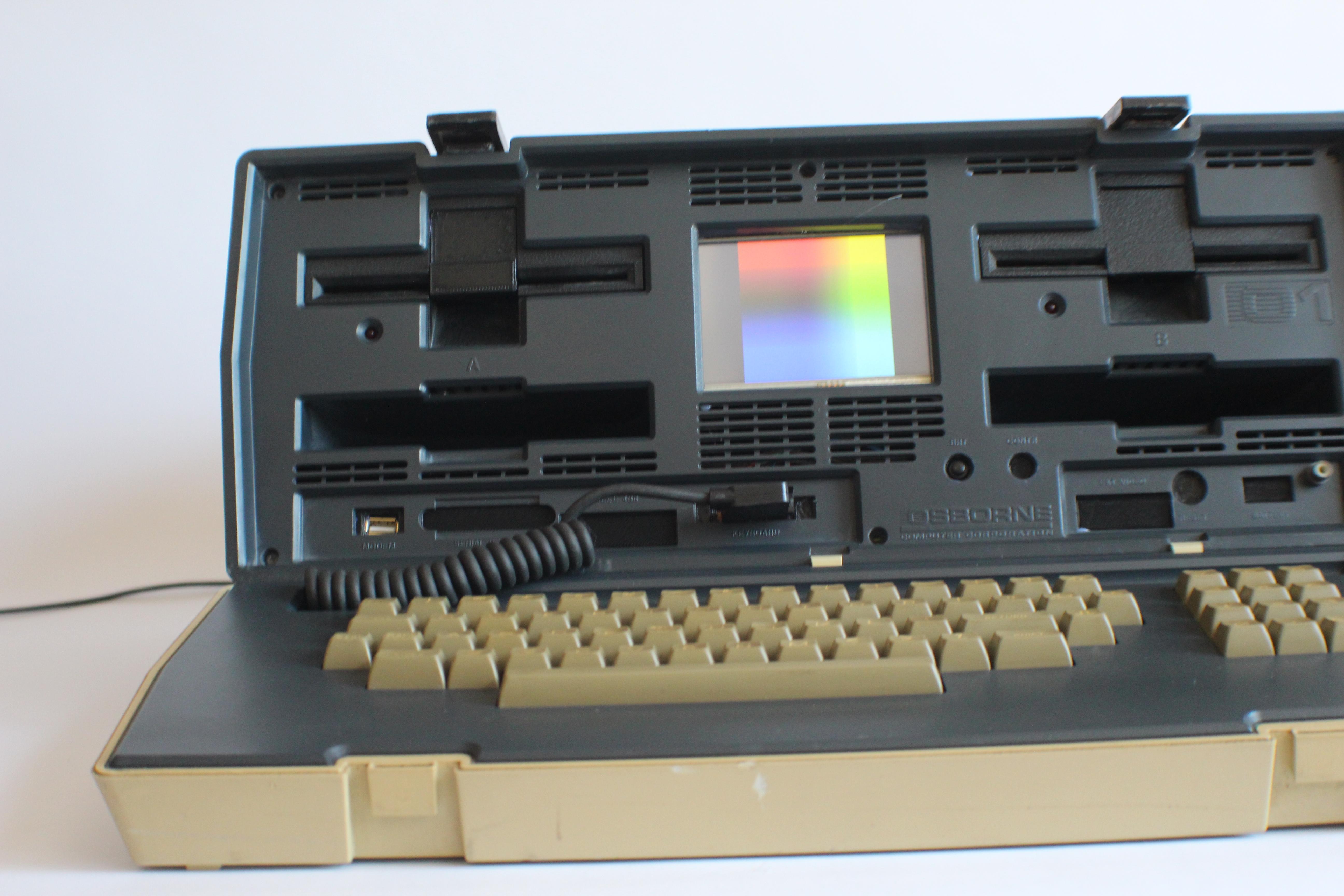 Picture of Raspberry Pi Osborne 1 Rebuild