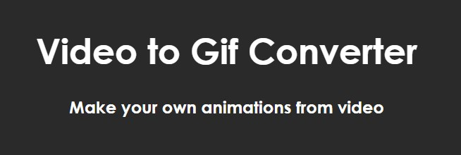 Picture of How to Convert Video to Gif