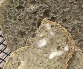 Machine Bread, Simple and Delightful