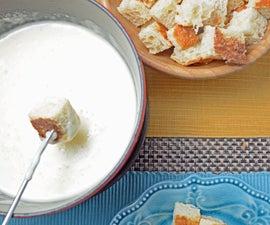 Easiest Way to Make Cheese Fondue