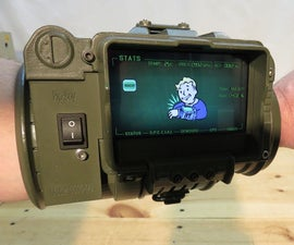 Pip-boy 3000 Mark II