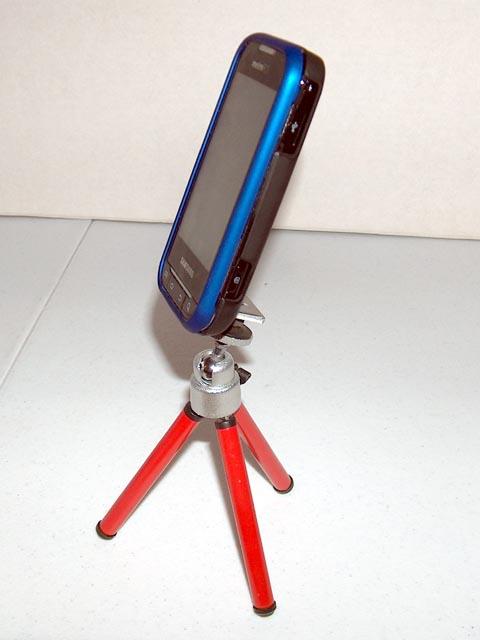 Smartphone Tripod Adapter