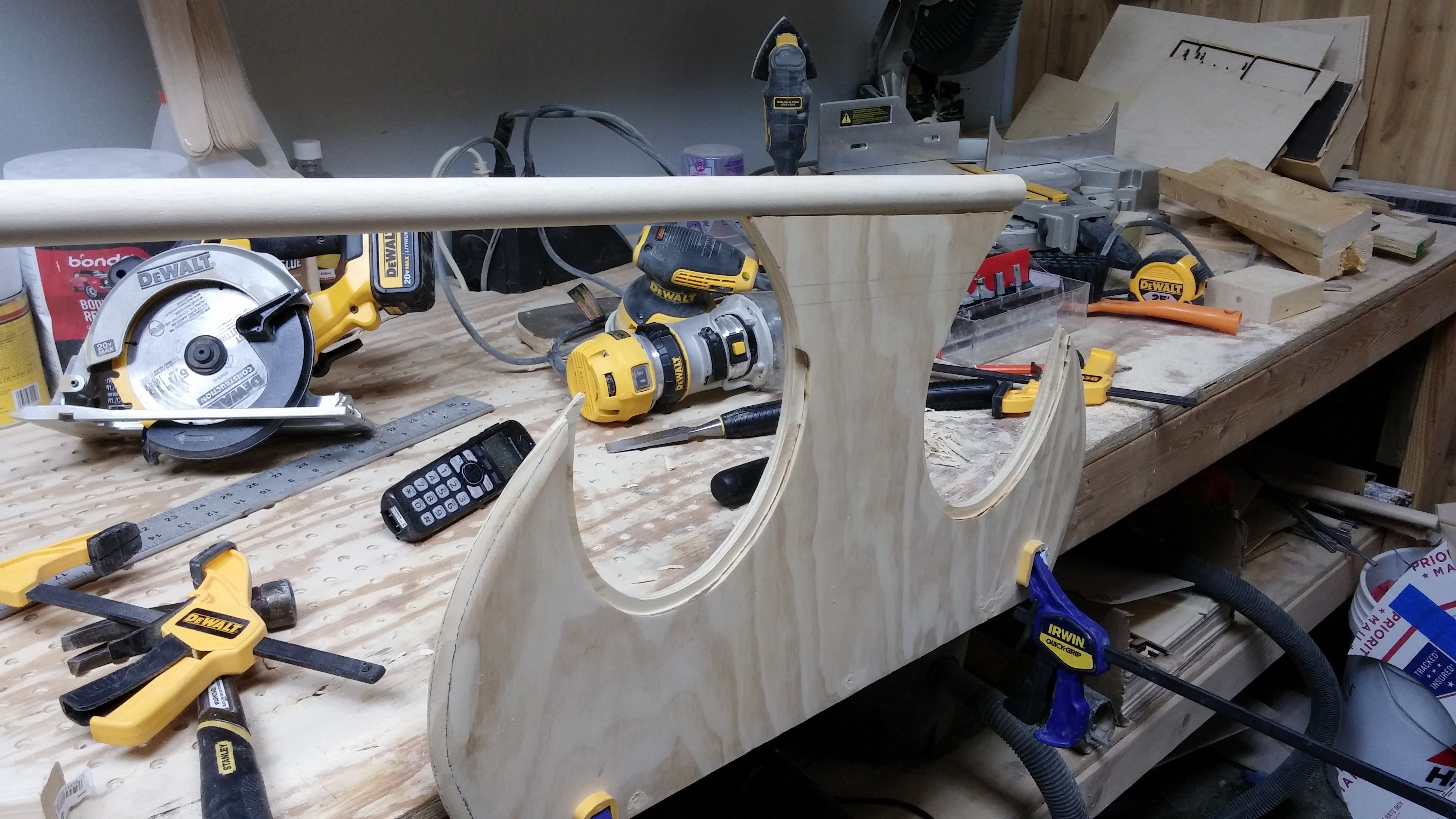 Picture of Attaching the Handle