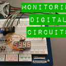 Monitoring Digital Circuits With the Digital Discovery