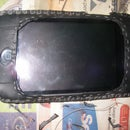 Bicycle inner tube iPod case