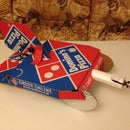 Domino's Pizza Box Airplane $35