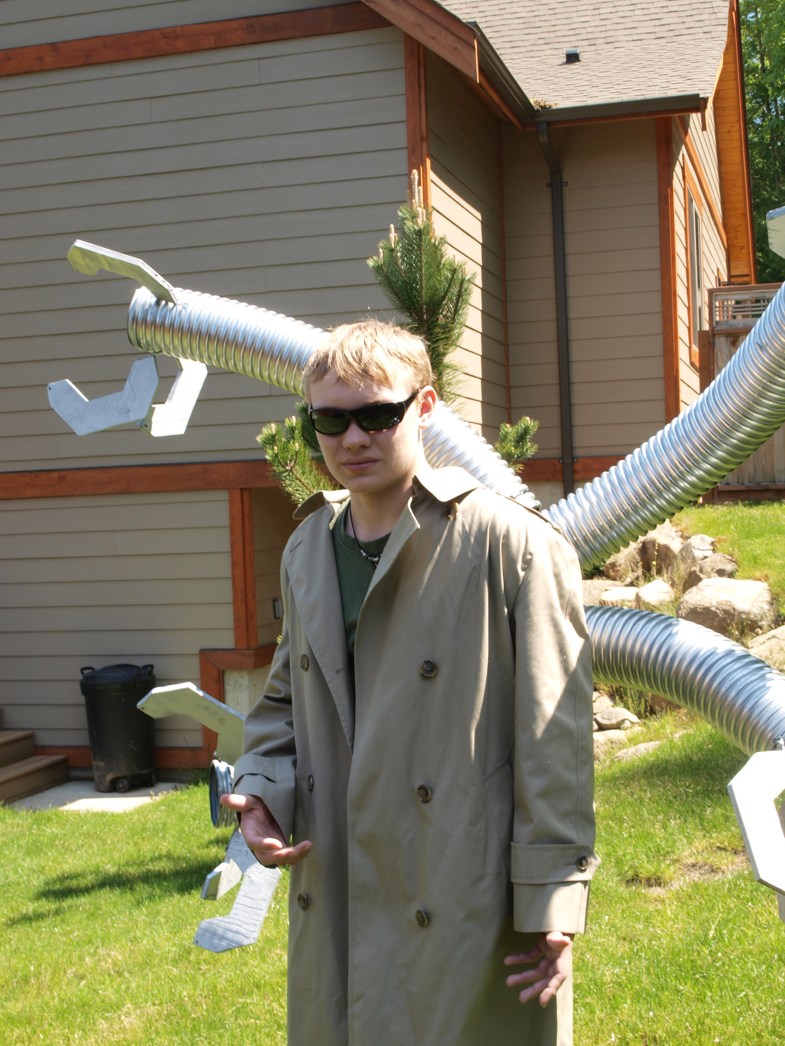 Picture of Full-Size Doc Ock Costume