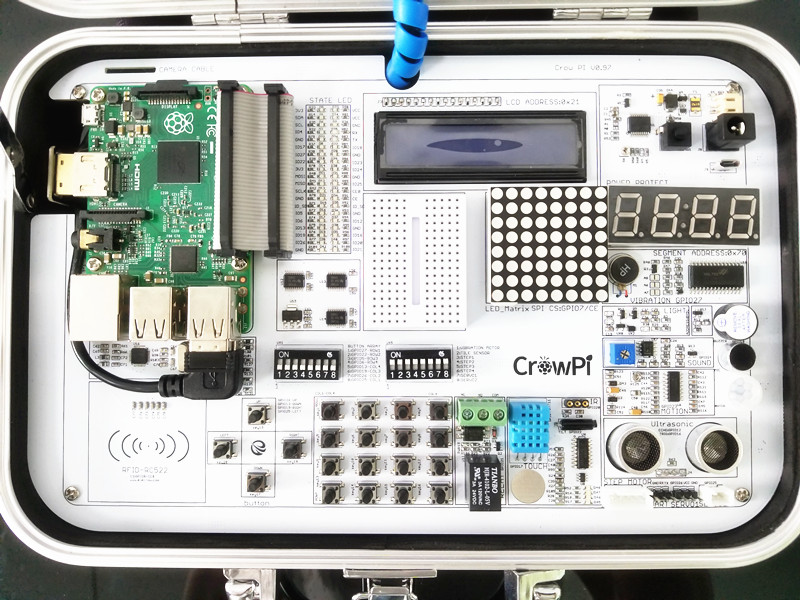 Picture of 19 Integrated Modules for You to Build Projects