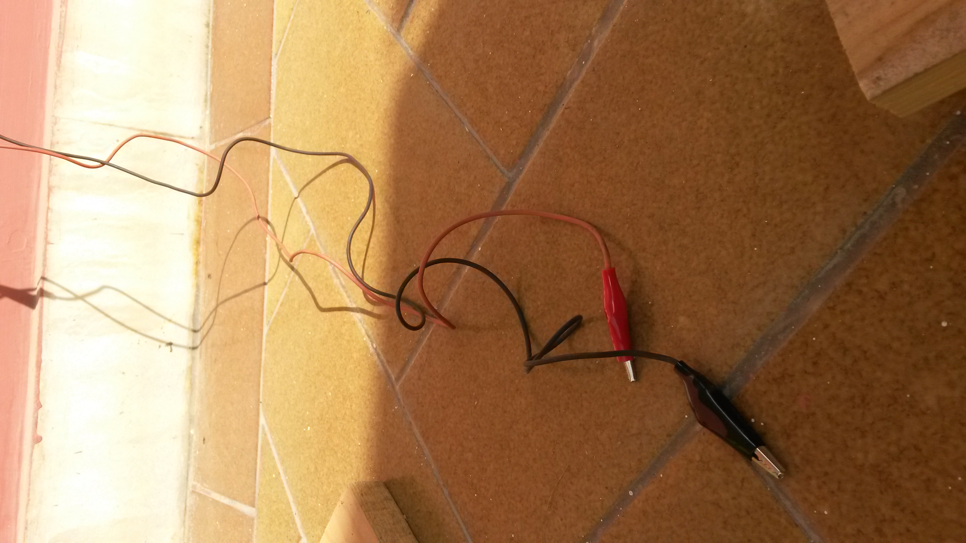 Picture of Electrolyse the Solution