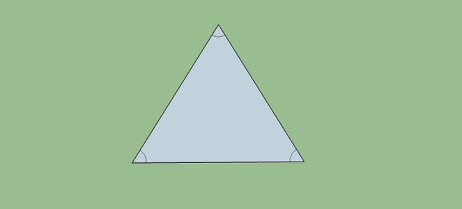 Making the Triangular End Plates