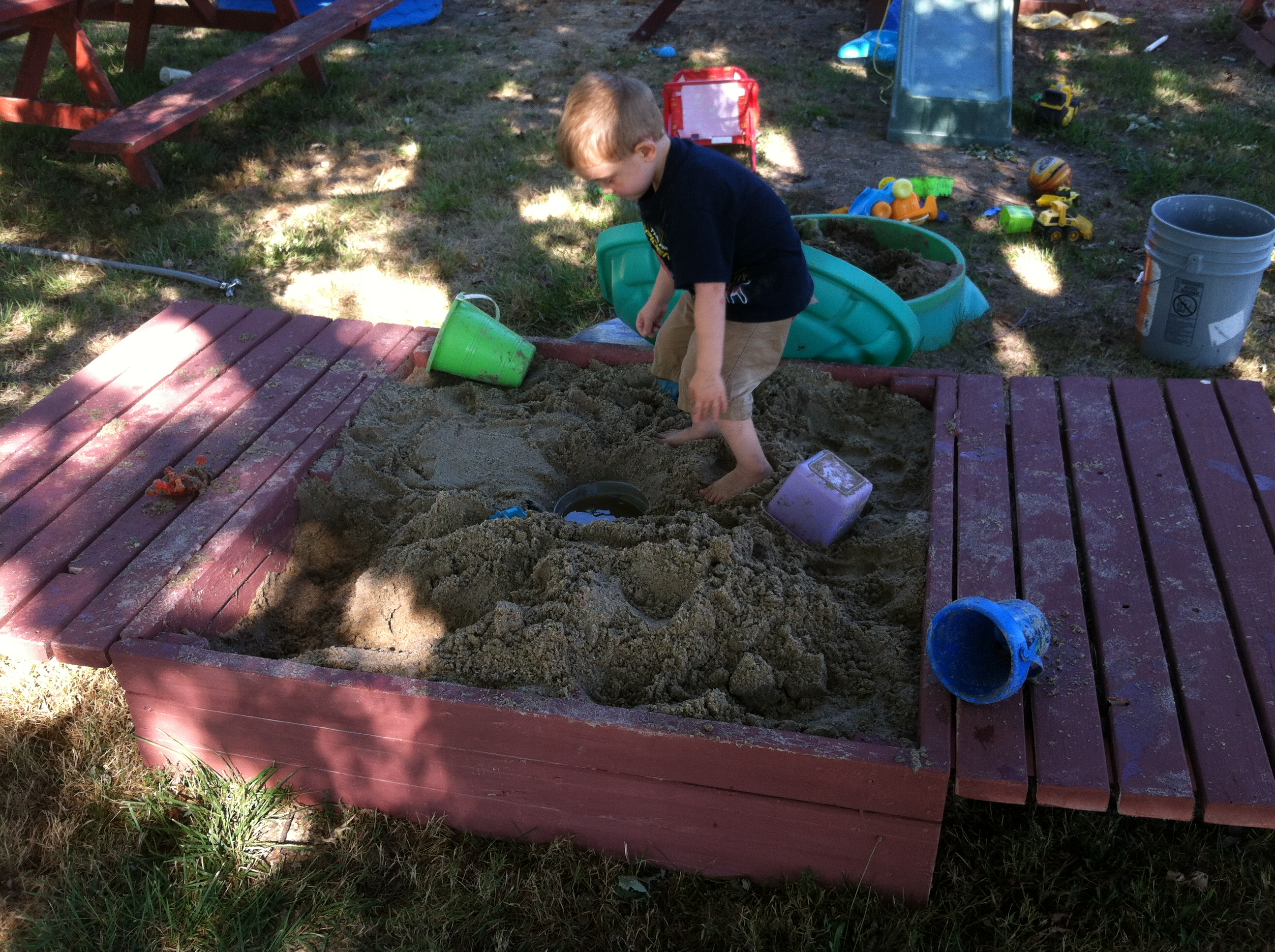 Picture of Just Add Sand and Kids