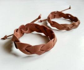 DIY Magic Braided Bracelet