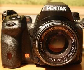 Using DSLR Cameras