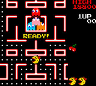 Picture of MaKeyMaKey+Ms Pac Man = Retro Love, MAKERBAR HACKERSPACE