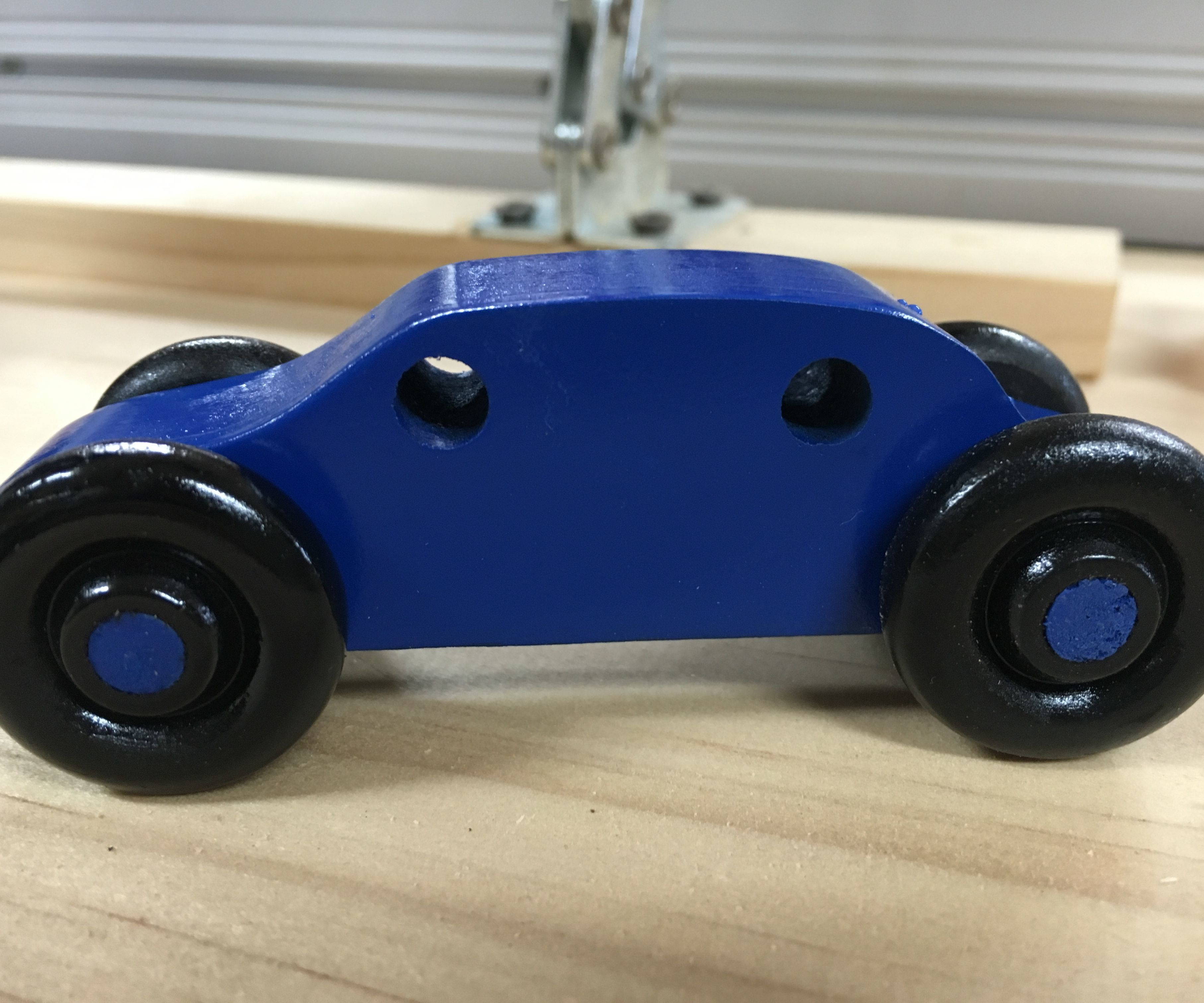 how to make a wooden toy car: 10 steps