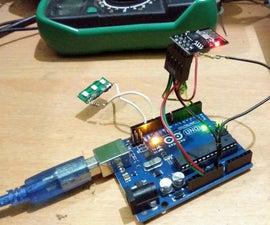 Turn on Led With Esp8266 & Arduino Through Web