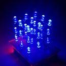 Arduino - LED 3x3x3 Cube