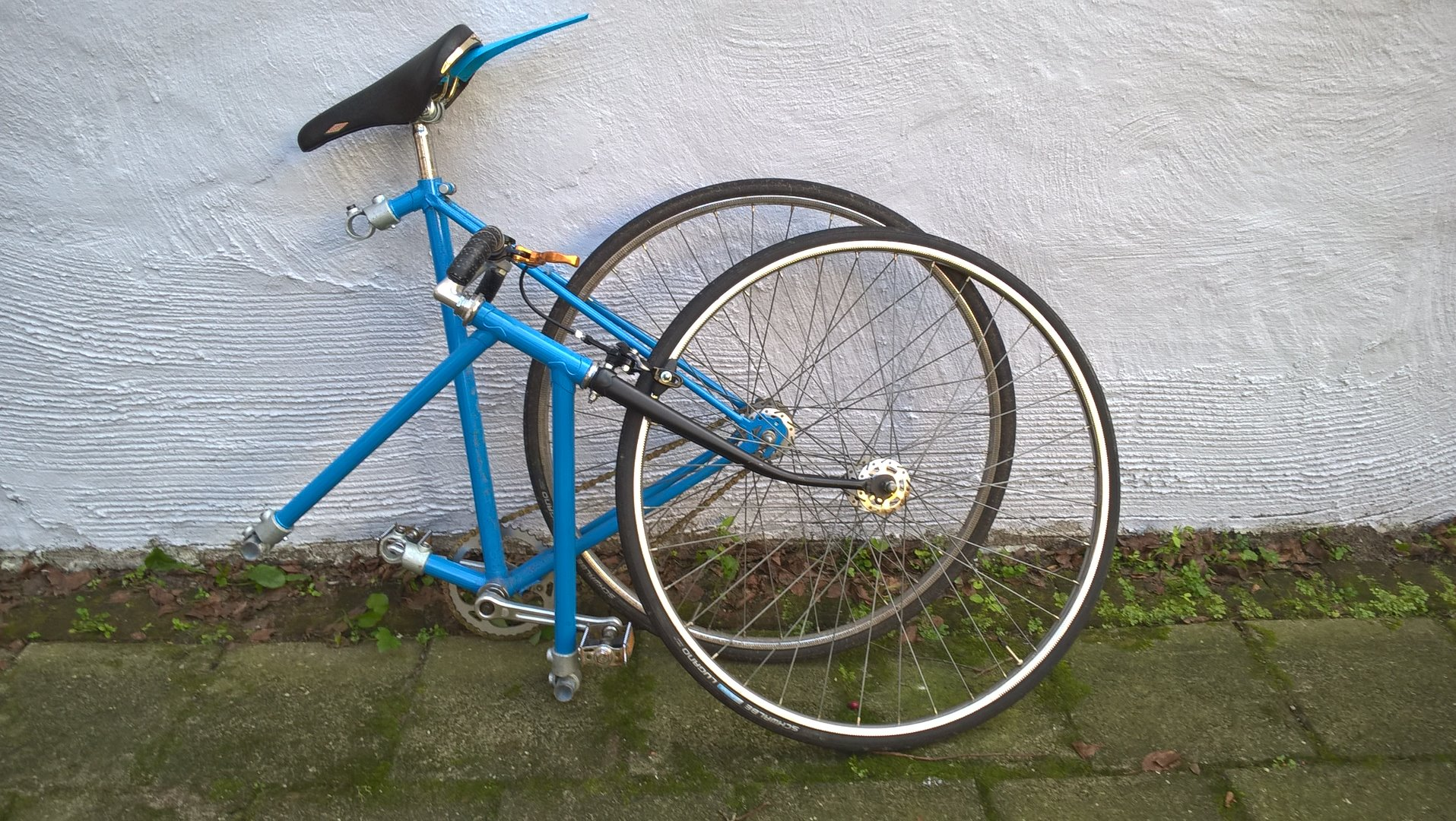 Picture of Folding Fixie (without Welding)