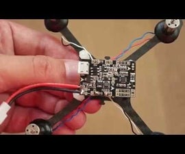 How to Solder the F3 EVO Brushed Flight Controller