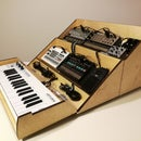 Volca Synth Foldable Case