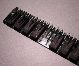 RAM Comb: Silicon Sweetness